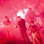 The National with Feist, Kate Stables and Mina Tindle at the Orpheum Theatre shot by Danielle Gornbein