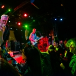 The Undertones at The Echoplex Photo by ZB Images