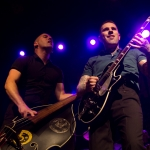Tiger Army at Fonda Theatre