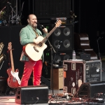 Colin Hay, The Greek Theater, photo by Wes Marsala