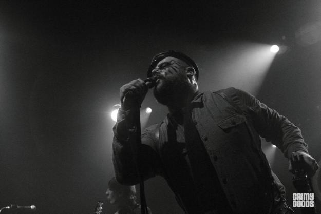 turbonegro photos el rey theatre