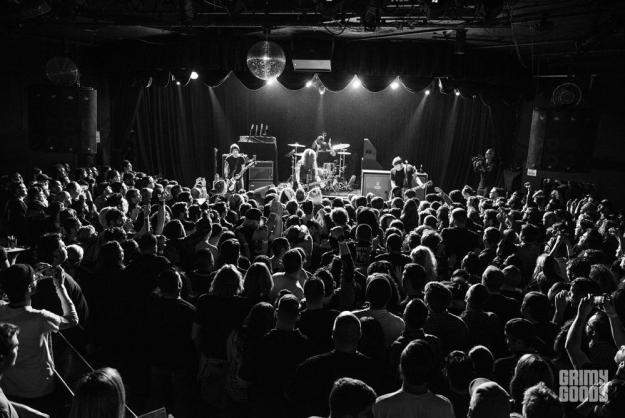 Against Me at the Roxy photos