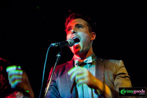 Caught A Ghost at Dim Mak Studios - Photos - January 6, 2012