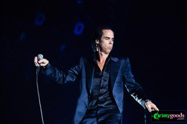 Nick Cave & the bad seeds photos