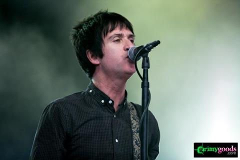 JOHNNY MARR photos coachella