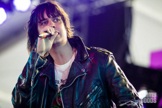 Julian Casablancas coachella photos
