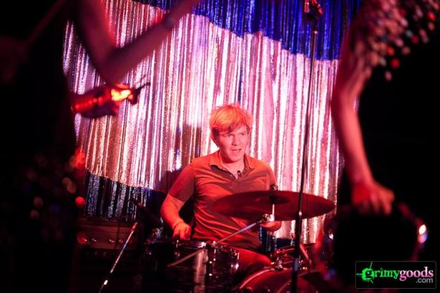 Crushed Out with Jail Weddings At The Satellite - Photos - November 16, 2012