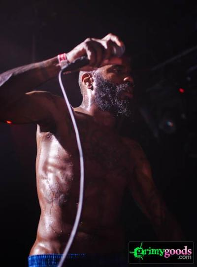 Death Grips at the Echoplex – Photos Review