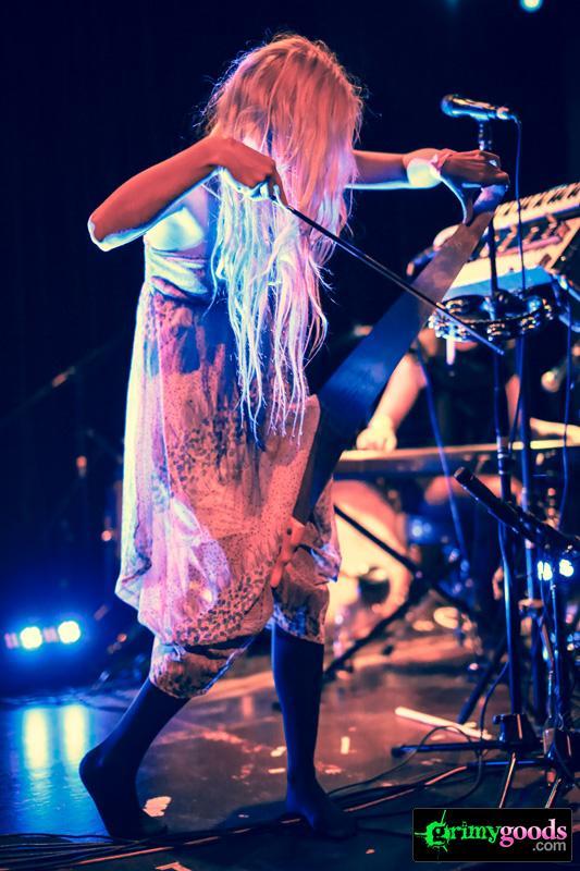 The Deertracks band photos