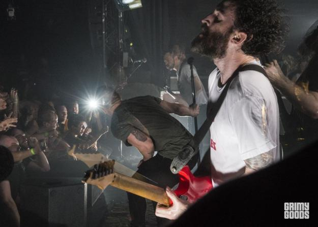 Dillinger Escape Plan photos
