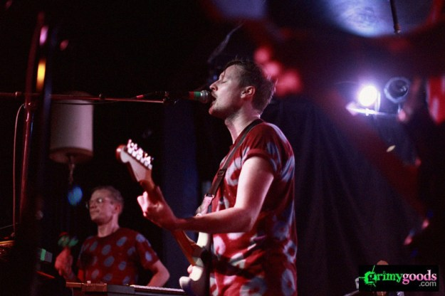 Django Django at The Echo - September 26, 2012