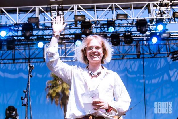 Connan Mockasin fyf 2014 photos