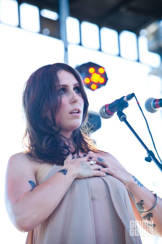 CHELSEA WOLFE PHOTOS FYF