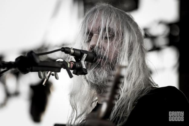 Dinosaur Jr FYF Fest 2015 photos