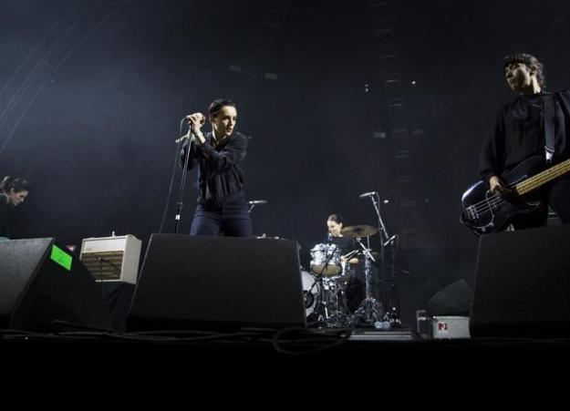 Savages fyf fest photos