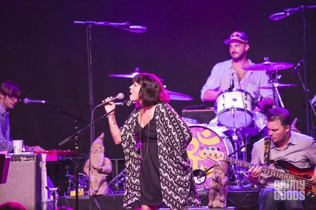 Norah Jones at George Fest LA