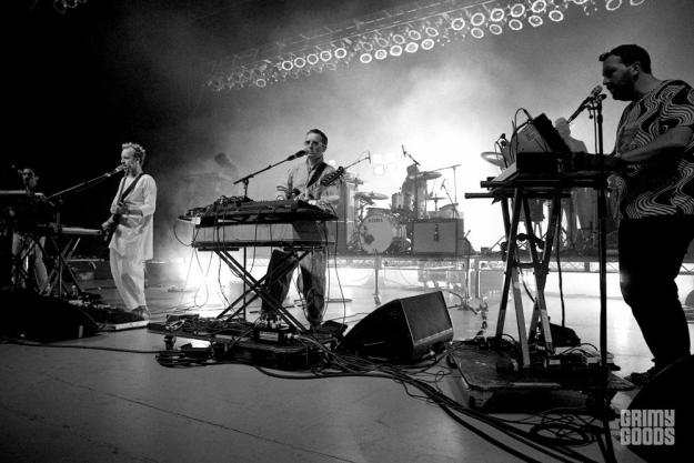 Hot Chip Greek THEatre