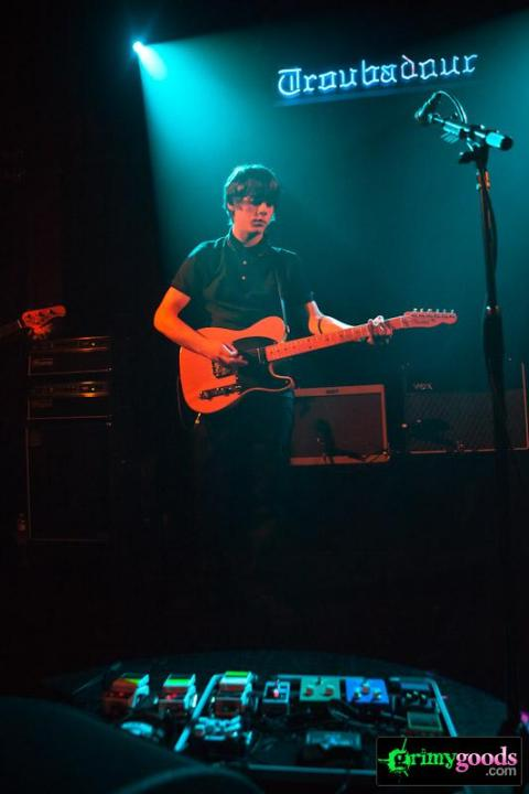 Jake Bugg live photos