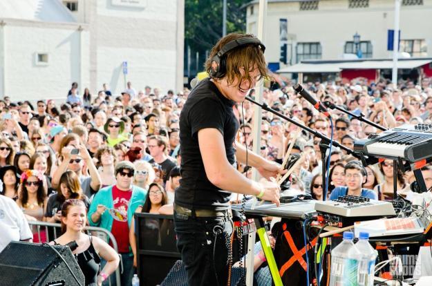 MAKE MUSIC PASADENA 2014 LINE UP