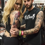Musink Tattoo festival at OC Event Center by Tamea Agle