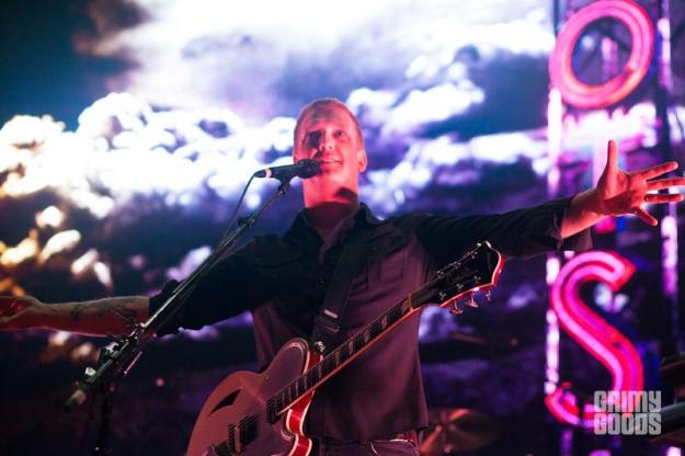 photos queens of the stone age gibson amphitheatre
