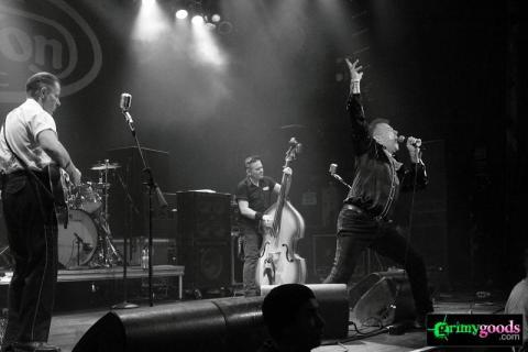 Reverend Horton Heat photos
