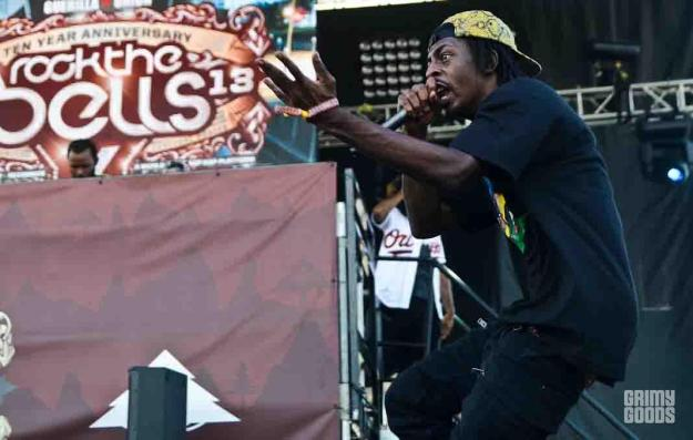 flatbush zombies photos rock the bells photos