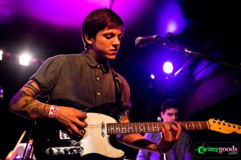 Surfer Bloods photos at the Echo