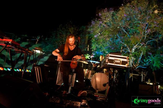 Sea Wolf with Geographer at The Skirball Cultural Center - Photos - July 13th, 2012