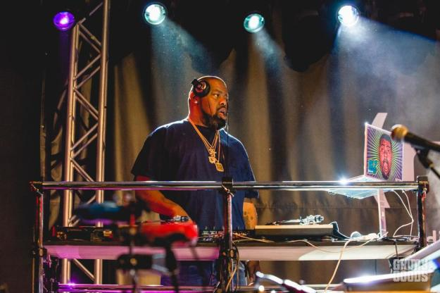 Biz Markie at Media Temple closing party at Stubbs shot by Maggie Boyd