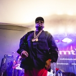 Big Boi at The Media Temple closing party at Stubbs Shot by Maggie Boyd