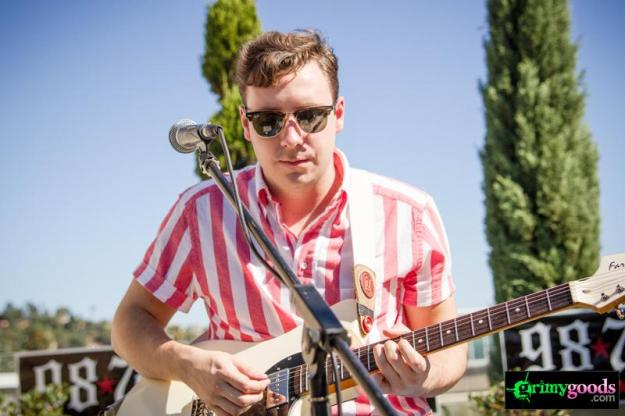 Two Door Cinema Club at 98.7FM Hollywood Tower Penthouse – Photos – October 25, 2012