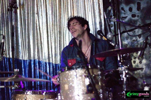 The Vaccines at the Satellite, Spaceland Los Angeles January 22, 2011