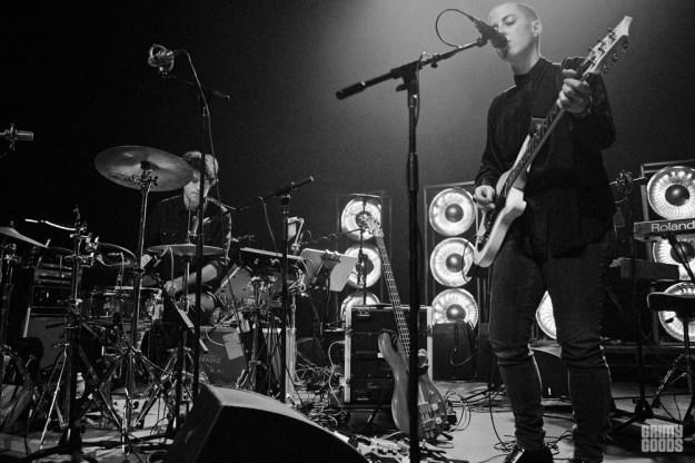 Lower Dens performs live at The Fonda Photos by ceethreedom