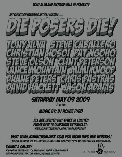 Die-posers-die-back