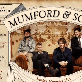 secret mumford and sons show