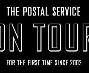 Presale Tickets- The Postal Service at Fox Theater Pomona – April 15, 2013