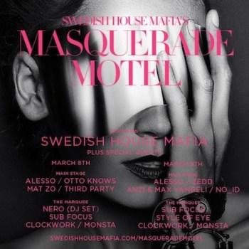 Win Tickets to Swedish House Mafia at L.A. Historic Park – March 8–9, 2013
