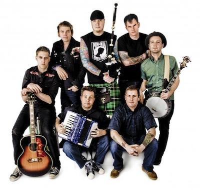 Win Tickets to Dropkick Murphys at the Club Nokia - April 17