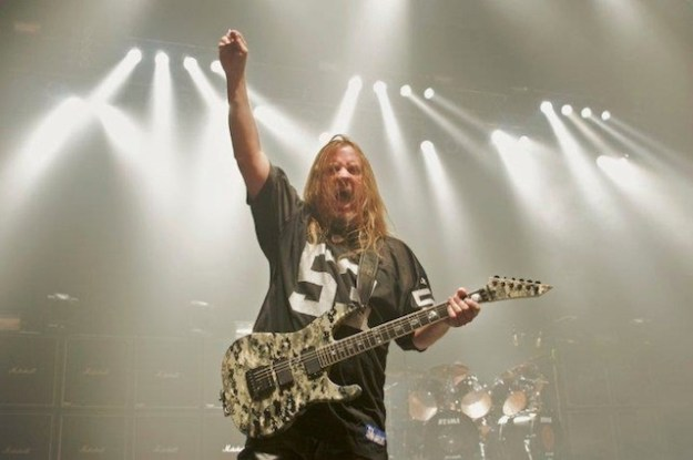 Slayer Jeff Hanneman Memorial Celebration at Hollywood Palladium