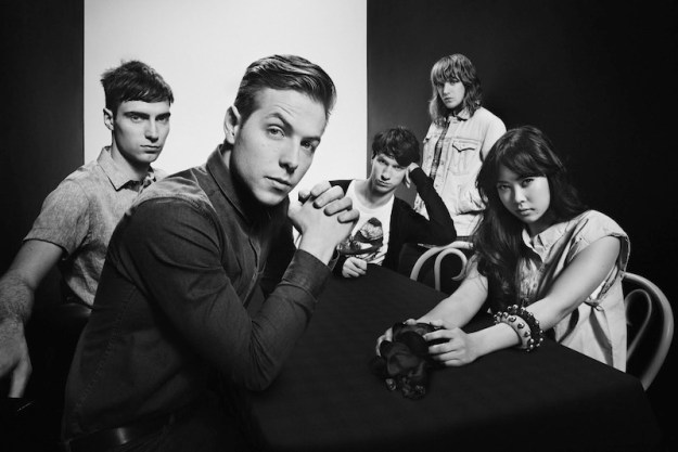 The Naked and Famous at Fox Theater Pomona – Oct. 26