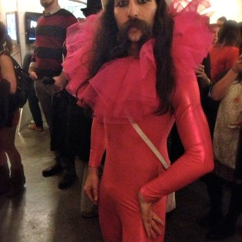 men that wear pink