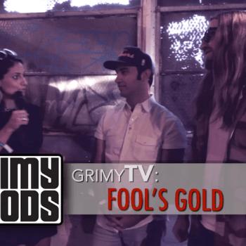 Grimy TV Interview Fools Gold