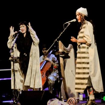 Just Announced- CocoRosie at Fonda Theatre – Oct 29