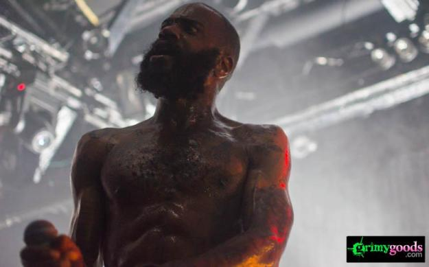 Death Grips photos live