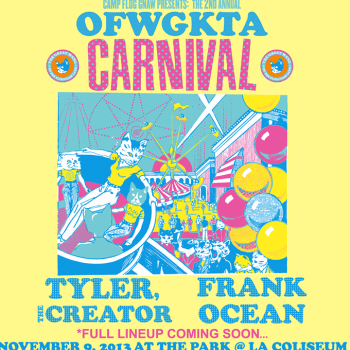 OFWGKTA Carnival at L.A. Coliseum – Nov. 9
