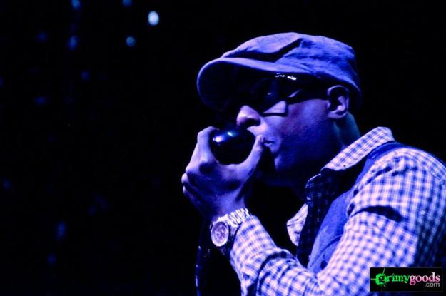Talib Kweli secret show los angeles sonos