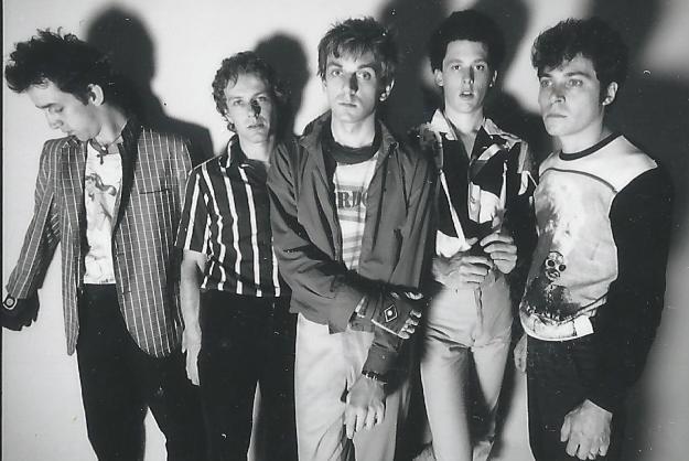 the weirdos band photo punk