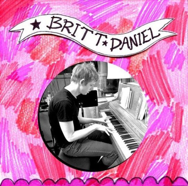 Britt Daniel photo