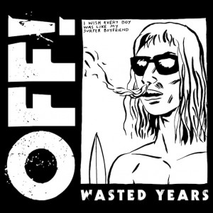 off wasted years new album cover